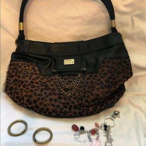 Miche purse lot animal print multiple pieces